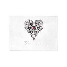 Love Veronica 5'x7'Area Rug