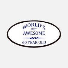 World's Most Awesome 75 Year Old Patches