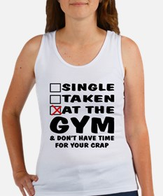 No Time For Your Crap Women's Tank Top