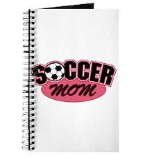 Pink Soccer Mom Design Journal