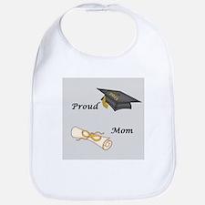 Proud Mom of a Graduate! Bib