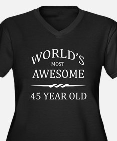 World's Most Awesome 50 Year Old Women's Plus Size