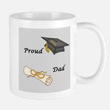 Proud Dad of a Graduate Mug