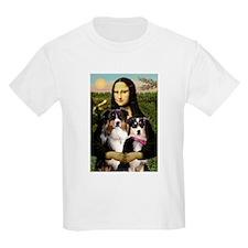 Mona's 2 Tri Aussies Kids T-Shirt