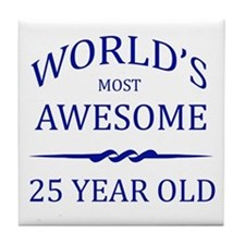 World's Most Awesome 25 Year Old Tile Coaster