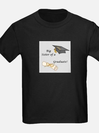 Big Sister of a Graduate T-Shirt