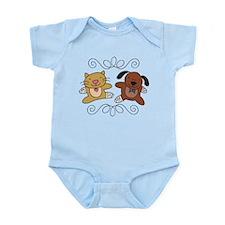 TLC Pets Infant Bodysuit