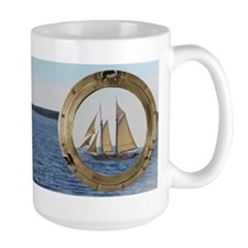 Schooner - The Heritage Mug