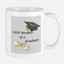 Little Brother of a Graduate Mug