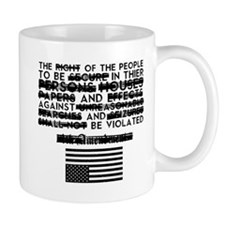 4th Amendment Mug