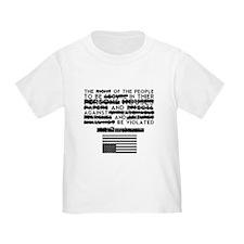 4th Amendment T-Shirt