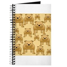 Bulldogs Pattern. Journal