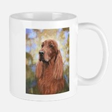 Irish Setter by Dawn Secord Mug