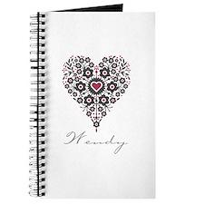 Love Wendy Journal