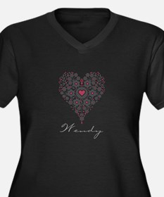 Love Wendy Plus Size T-Shirt