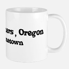 Wankers Corners - Hometown Mug