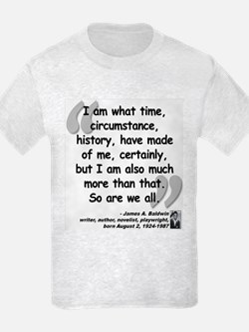 Baldwin More Quote T-Shirt