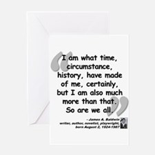 Baldwin More Quote Greeting Card