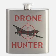 Drone Hunter Flask
