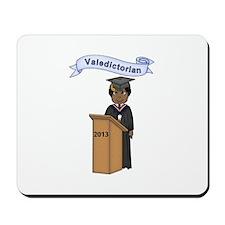 Valedictorian Male 2013 Mousepad