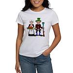 Masonic/OES Thanksgiving Pilgrims Women's T-Shirt