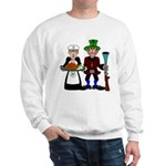 Masonic/OES Thanksgiving Pilgrims Sweatshirt