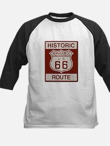 Danby Route 66 Baseball Jersey