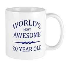 World's Most Awesome 20 Year Old Mug