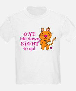One Life Down... T-Shirt