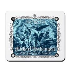 St. Michael Mousepad