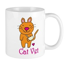 Cat Vet Mug
