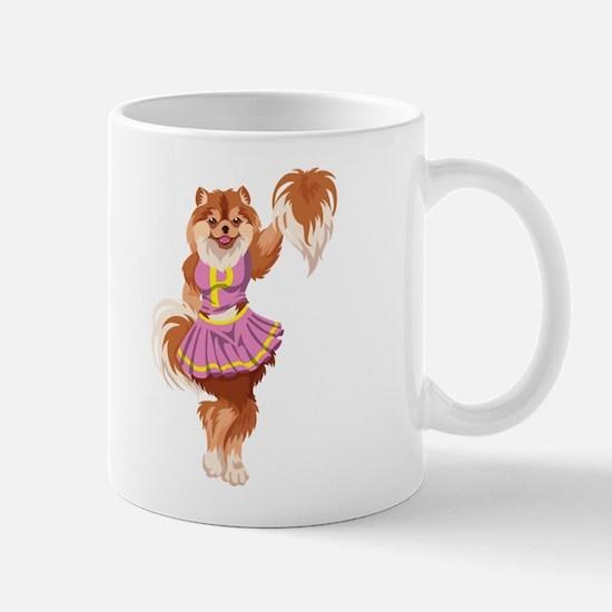 Pom-Pom Pomeranian Mug