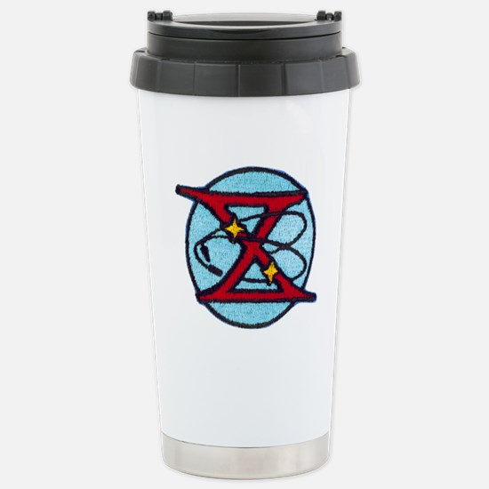 Gemini 10 Young/Collins Stainless Steel Travel Mug
