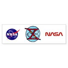 Gemini 10 Young/Collins Bumper Sticker