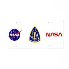 Gemini 11 Conrad/Gordon Aluminum License Plate