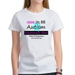 Autism Awareness Square T-Shirt