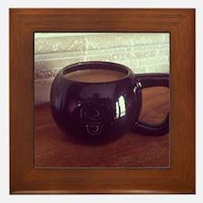 Kettle-Mug Framed Tile