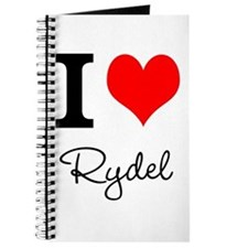 I Love Rydel shirt Journal