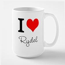 I Love Rydel shirt Mug