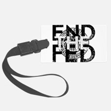 End the Fed Luggage Tag