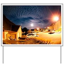 Moon dogs - Yard Sign