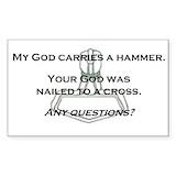 Religious humor Single