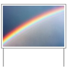 Rainbow - Yard Sign