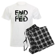 End the Fed Green Pajamas