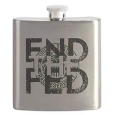 End the Fed Green Flask