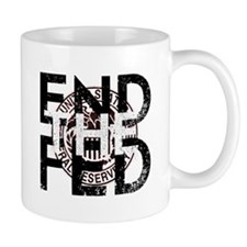 End the Fed Red Mug