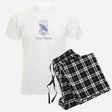 Phi Beta Sigma Crest Personal pajamas
