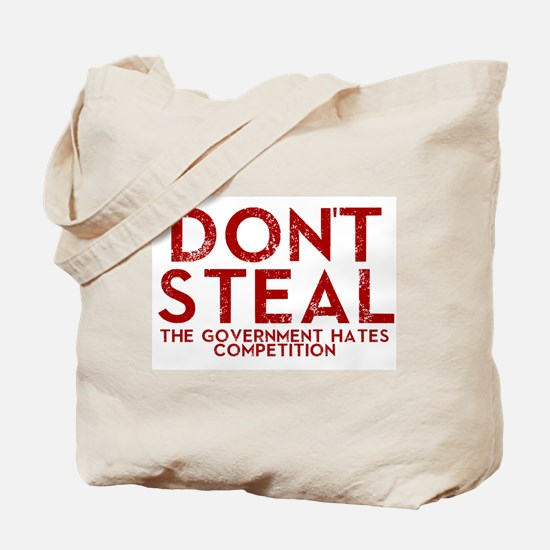 Dont Steal Tote Bag