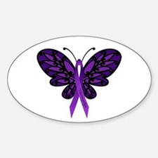 Fibromyalgia Awareness Decal