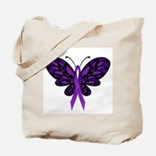 Fibromyalgia Awareness Tote Bag